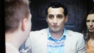 Работа актёра Романа Высоцкого. Эпизод из комедийного сериала.