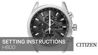 Офіційний громадянин H800 інструкція встановлення
