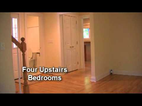 A luxury home in Bellport, New York