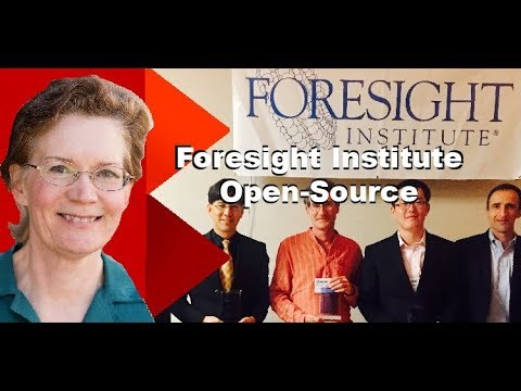 Startup Societies Podcast - Christine Peterson - Open Source & Foresight