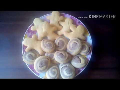 Печенье на сыворотке. Очень вкусно и просто.Экономное меню