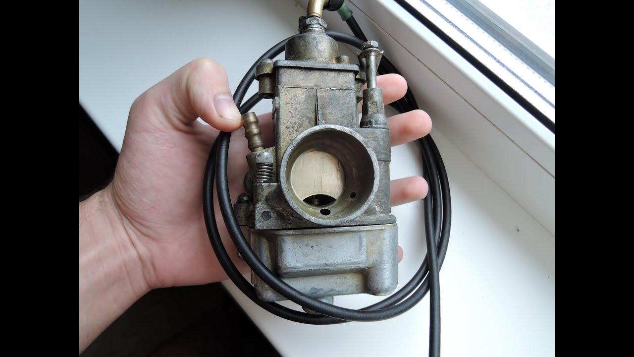 Почему двигатель простреливает в карбюратор, в выхлопную систему.