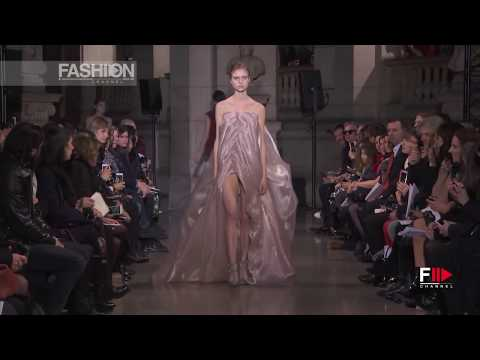 YIQING YIN Full Show Spring Summer 2016 Haute Couture by Fashion Channel