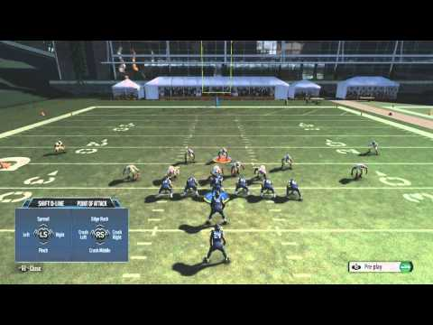Madden Tips: 3-4 Base Pressure