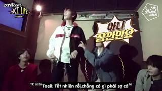 [WindWinVN] [Vietsub] WinWin and Taeil in Haunted House @ NCT LIFE in OSAKA