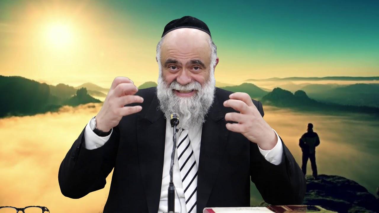 לקראת שבת עם הרב משה פינטו HD - רעיון מפרשת במדבר!