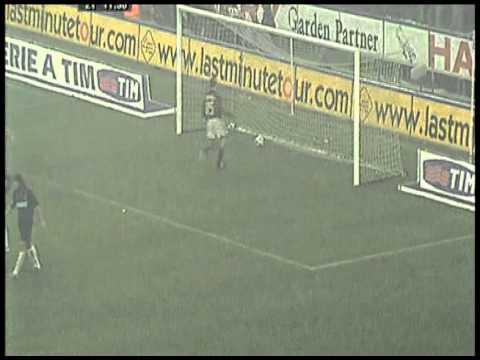 Kaká | Gol Milan 3 x 2 Inter (21/02/2004)
