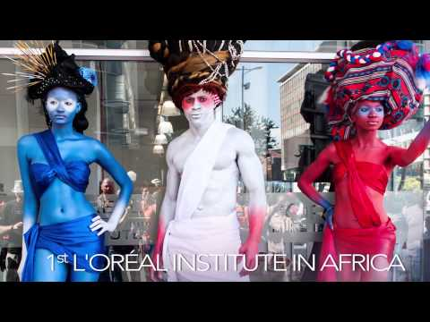 2015 L'Oréal Professional African Salon Institute Promo Video
