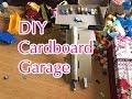 DIY Toy garage for kids | Make Toy Easy