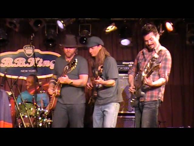 """One Way Out"" Royal Southern Brotherhood 3-9-12"