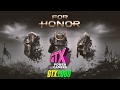 For Honor  *  Gameplay  * Asus Strix GTX 1080 8GB * intel I7 6800K / GTX Power Gamers