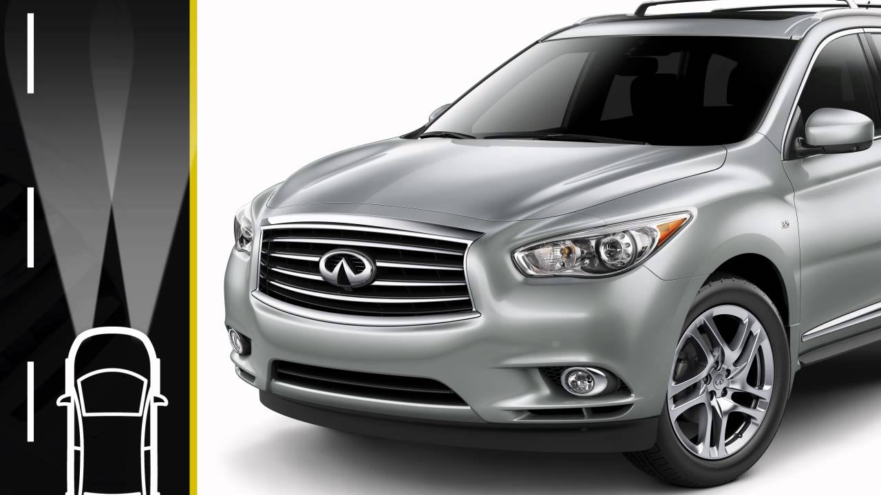 2015    Infiniti QX60  Headlights and Exterior Lights  YouTube
