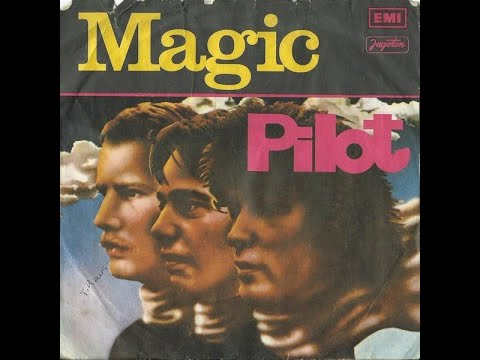 Pilot - Magic - You Tube Exclusive! - IN STEREO 1975