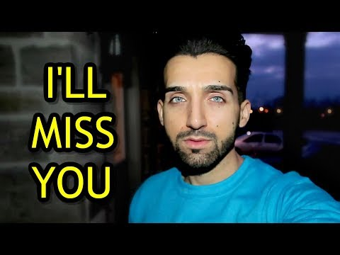 I'VE DECIDED TO QUIT YOUTUBE (i'll miss you!!)