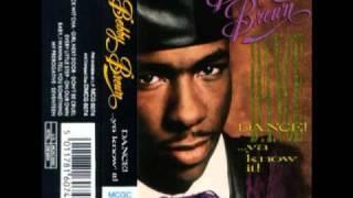 Bobby Brown - My Prerogative (Dance remix)