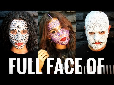 NOS LLENAMOS LA CARA - RULES - FULL FACE OF