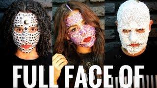 Make Up NOS LLENAMOS LA CARA - RULES - FULL FACE OF