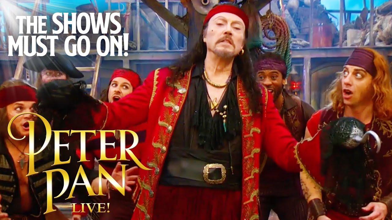 Download 'Vengeance' Christopher Walken   Peter Pan Live