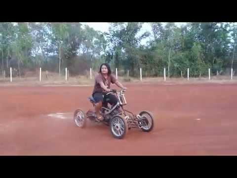 ATV Thailand Nangrong Burirum