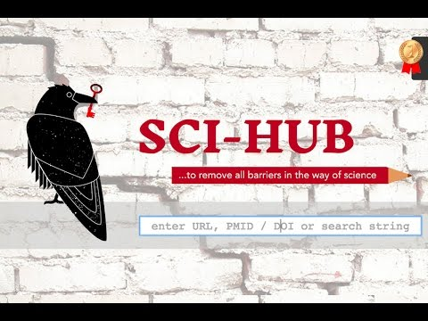 Trick to Download PAPERS easily from sci-hub.la, sci-hub.hk, sci-hub.tv, sci-hub.tw, sci-hub.mn 2017