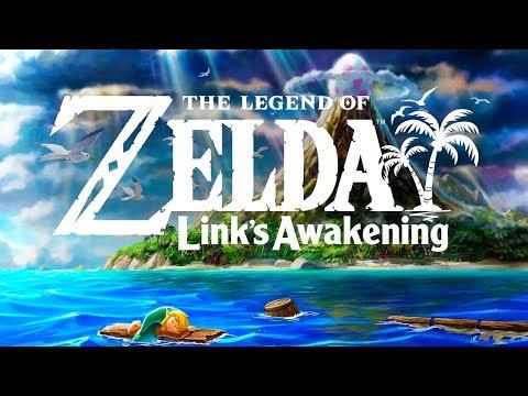 The Legend of Zelda: Link's Awakening - Official Announcement Trailer
