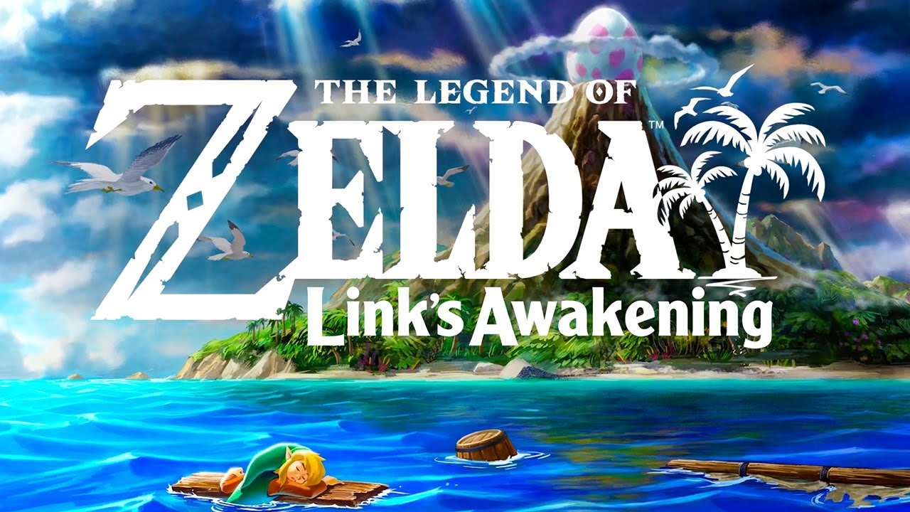 The Legend of Zelda: Link's Awakening - Official Announcement Trailer