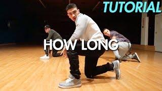 Charlie Puth - How Long (Dance Tutorial) | Choreography | MihranTV