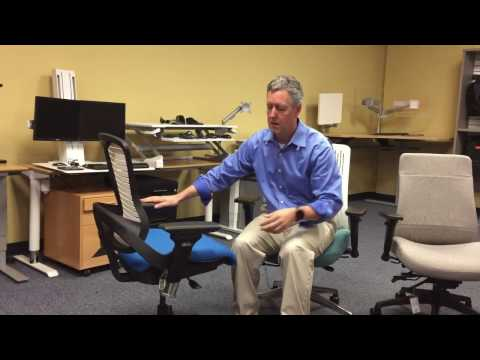 How to Choose an Ergonomic Chair 2017