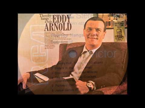 Ballad Of Davy Crockett , Eddy Arnold , 1959 vinyl
