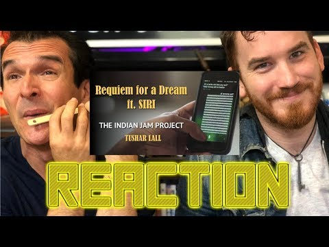 INDIAN CLASSICAL INSTRUMENTS JAM ft SIRI | Tushar Lall | TIJP | REACTION!