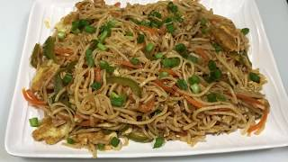 #ChickenHakkaNoodles | Chicken Noodles | Hakka Noodles Recipe Made by Seema Shaikh