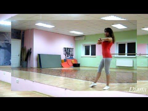 ТАНЦЫ ОБУЧЕНИЕ/DANCE TUTORIAL/La Morale.Kendji Girac/Dance Diana Vanyan