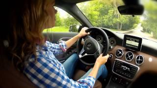 видео Тест Mercedes-Benz A-класса. 3 причины любить, 2 – ненавидеть
