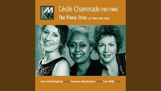 Piano Trio No. 1 in G Minor, Op. 11: II. Andante