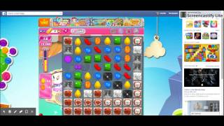 Level 1206 candy crush NO BOOSTERS***