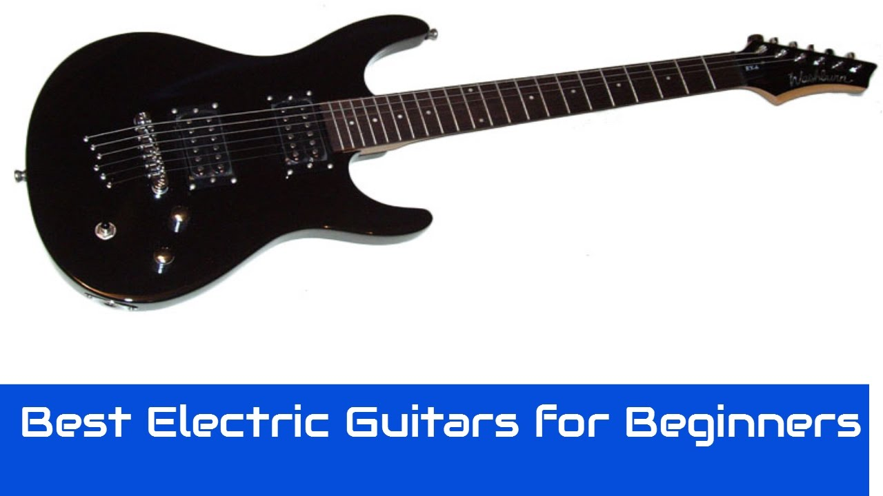 Best Electric Guitars For Beginners : best electric guitars for beginners 2017 top 10 electric guitars for beginners youtube ~ Russianpoet.info Haus und Dekorationen