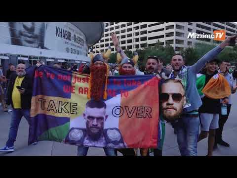 က်န္းမာေရးဆုိင္ရာ ႀကံ႕ခုိင္မႈအေနအထားအရ မက္ဂရီေဂၚကုိ UFC က ထုိးသတ္ခြင့္ ၁ လ ဆုိင္းငံ့