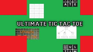 How to win Ultİmate Tic Tac Toe Every Time!!!
