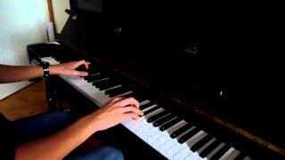 Bon Jovi - We Weren´t Born to Follow - Piano Cover