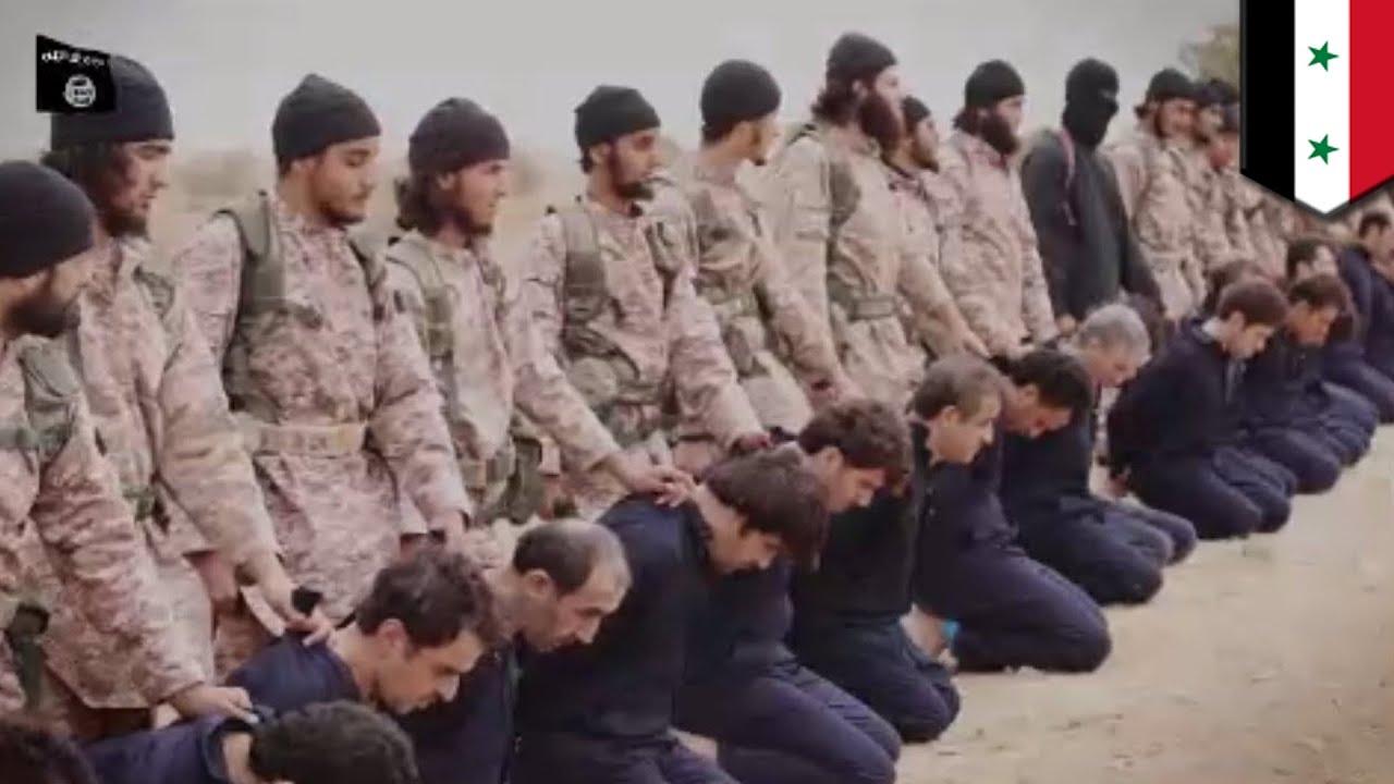 Państwo Islamskie: ISIS udostępnia najbardziej krwawe nagranie od miesięcy