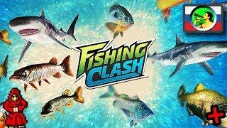 Fishing Clash СПОКОЙНАЯ РЫБАЛКА @ Стримы Тангара