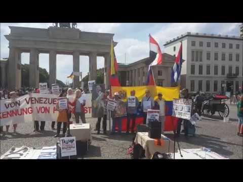 Kundgebung Berlin 22.6.2019 - Berliner Bündnis
