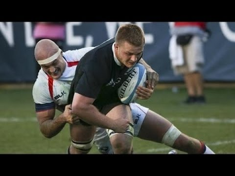 USA Eagles v  New Zealand All Blacks Rugby full match HD 2014