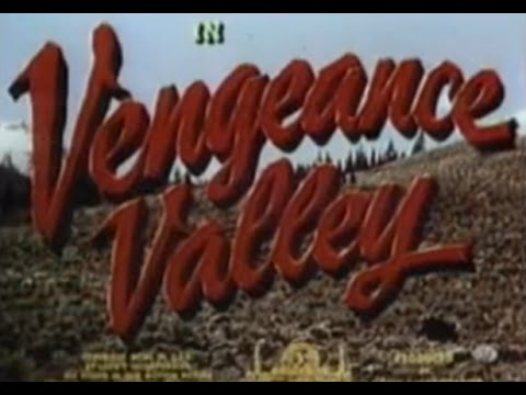 Vengeance Valley (1951), Full Length Western Movie, Burt Lancaster