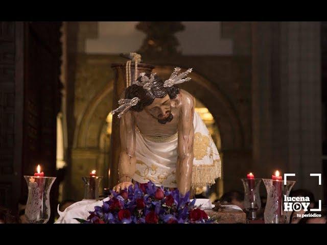 VÍDEO: Nuestro reportaje sobre el Vía Crucis de la Humillación