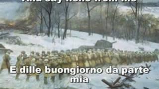 LADY IN BLACK - original lyrics & testo in italiano - Ensiferum cover