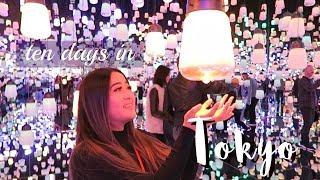 10 DAYS IN TOKYO    TRAVEL VLOG    MARCH 2019