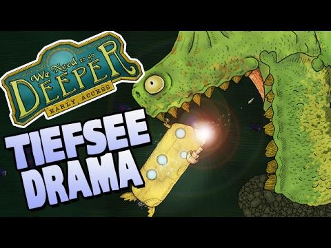 We Need To Go Deeper German Gameplay - Franzosen unter Wasser