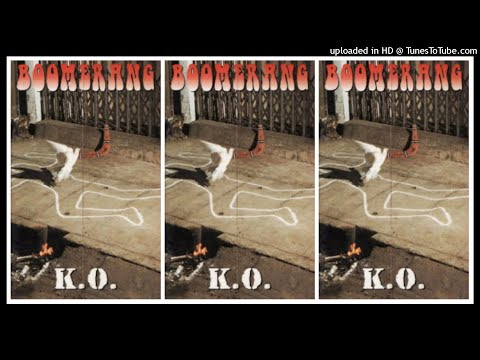 Boomerang - K.0 (1995) Full Album