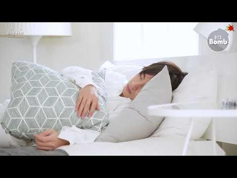 [BANGTAN BOMB] Sleeping beauty V! - BTS (방탄소년단)